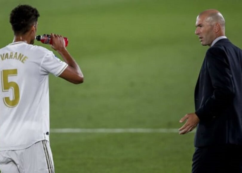 Real Madrid v Deportivo Alaves La Liga Santander 57c3500608b2124c28b71b96179bd4fc - Onze d'Afrik - L'actualité du football