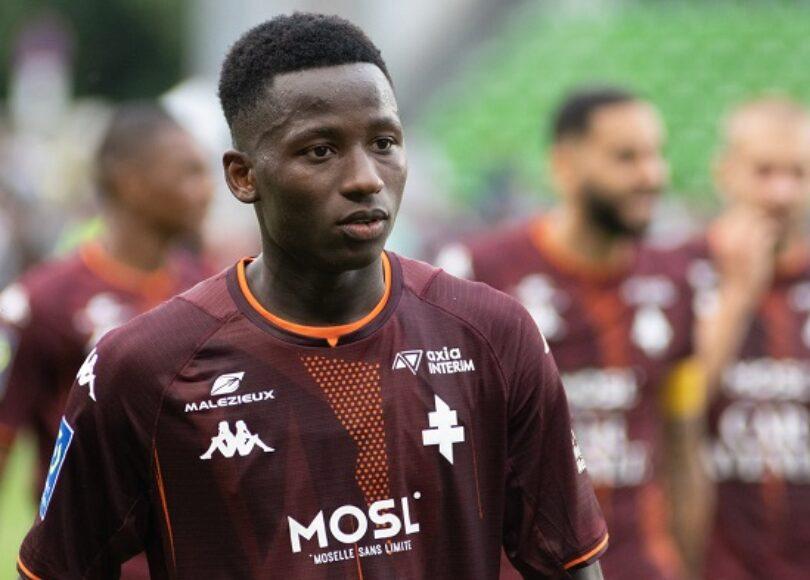 Sarr FCMetz MHSC Juillet 2021 JB 6 edited - Onze d'Afrik - L'actualité du football