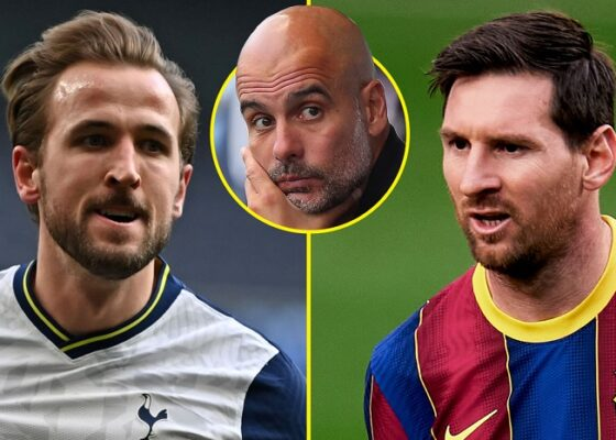 TALKSPORT Messi Kane - Onze d'Afrik - L'actualité du football