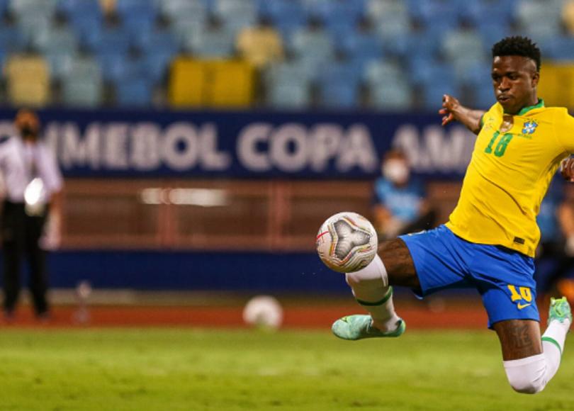Vinicius Junior - Onze d'Afrik - L'actualité du football