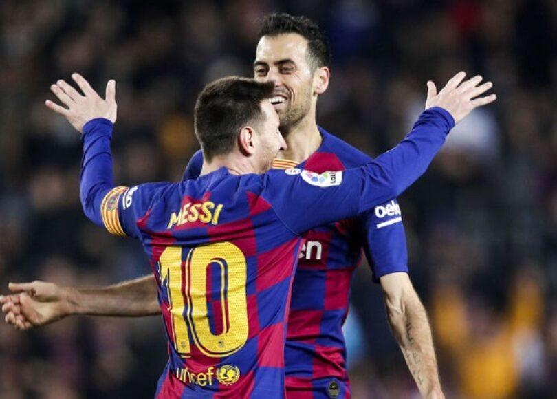 fc barcelona v real mallorca la liga santander 5e05d5697de2351899000001 - Onze d'Afrik - L'actualité du football