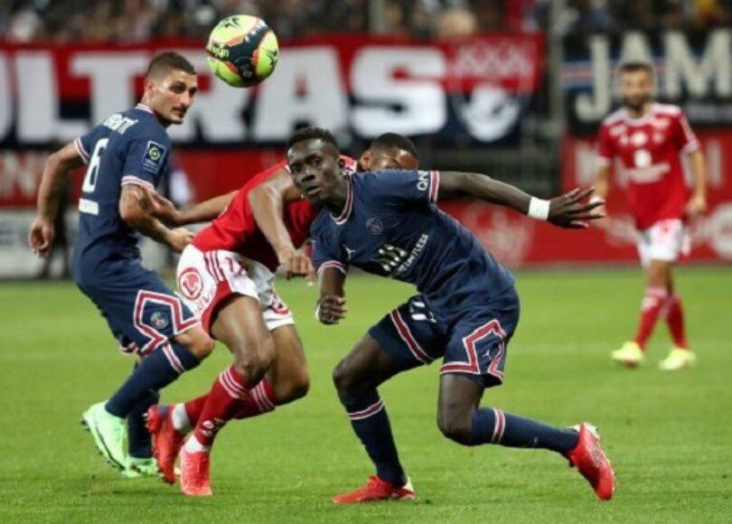 gana gueye psg - Onze d'Afrik - L'actualité du football