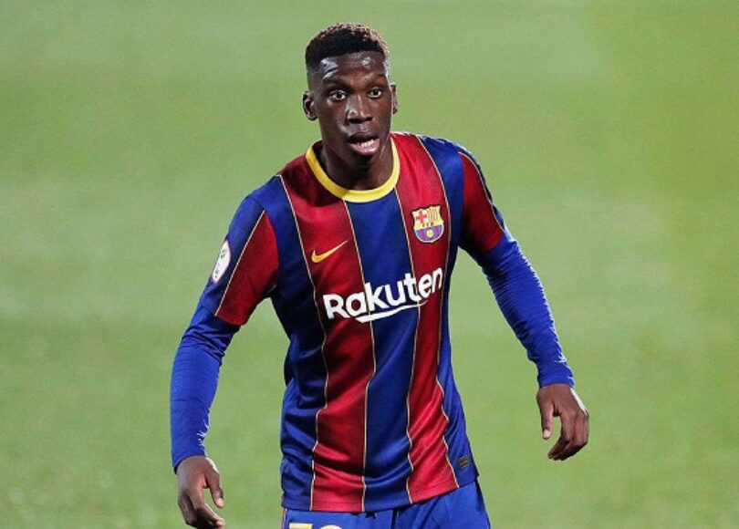 ilaix moriba - Onze d'Afrik - L'actualité du football