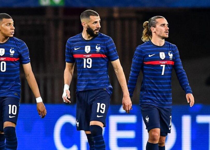 1200 L france pays de galles premire encourageante pour le trio benzema mbapp griezmann - Onze d'Afrik - L'actualité du football