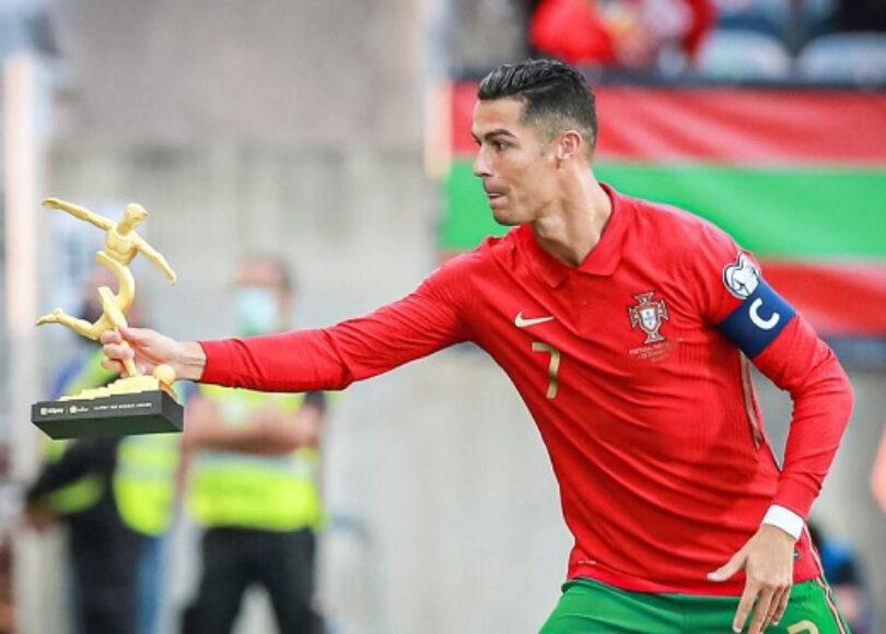 1200 L portugal cristiano ronaldo meilleur buteur en slection de l histoire - Onze d'Afrik - L'actualité du football