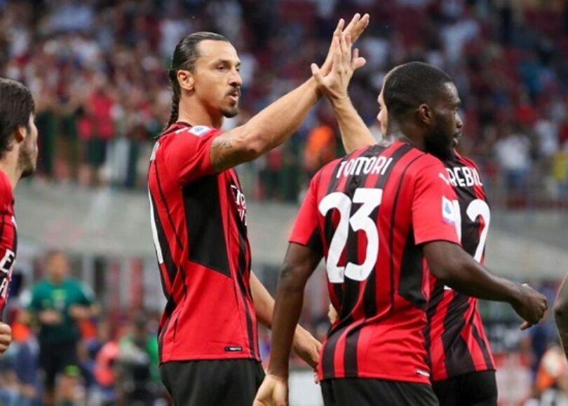 AC Milan Liverpool Zlatan Ibrahimovic - Onze d'Afrik - L'actualité du football