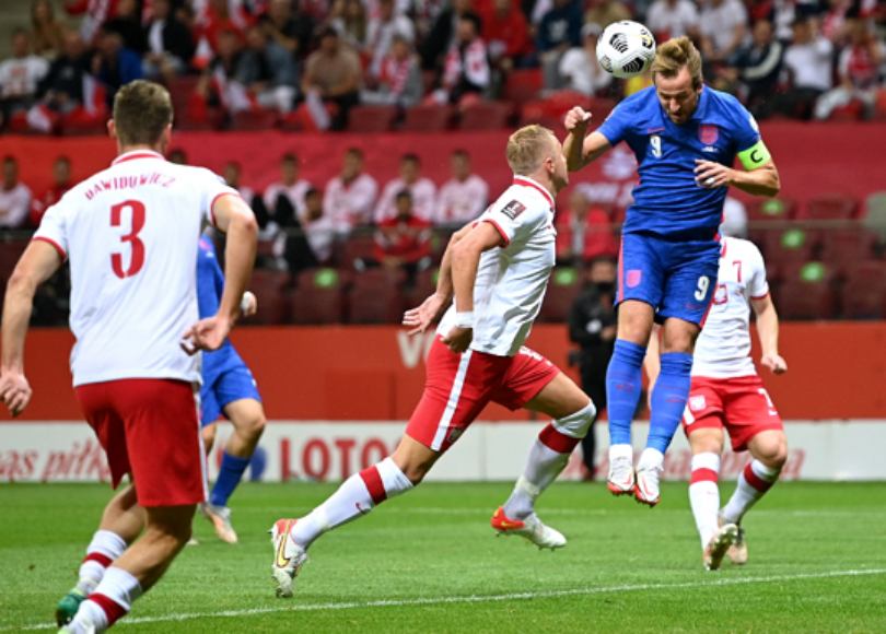 Angleterre Harry Kane - Onze d'Afrik - L'actualité du football