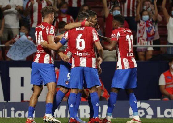 Atletico Madrid Griezmann - Onze d'Afrik - L'actualité du football