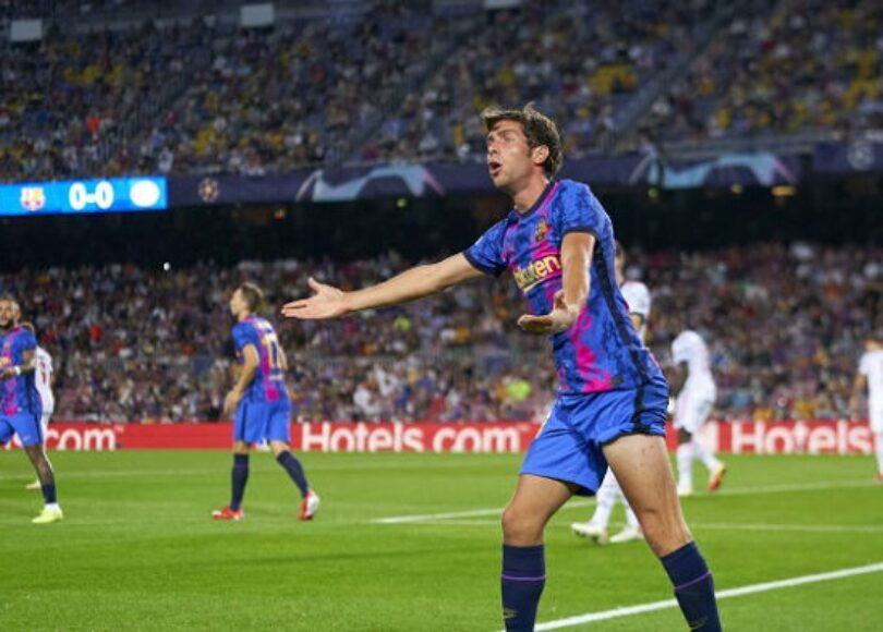 Barca v Bayern Sergi Roberto - Onze d'Afrik - L'actualité du football