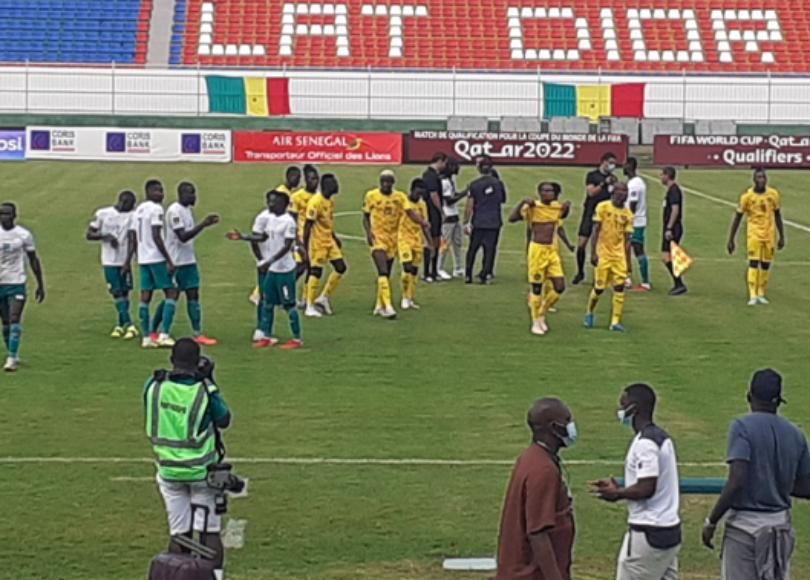 Capture 1 - Onze d'Afrik - L'actualité du football