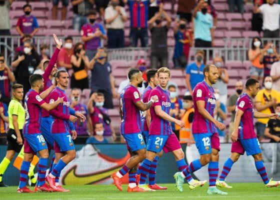 Coup dur pour le FC Barcelone - Onze d'Afrik - L'actualité du football