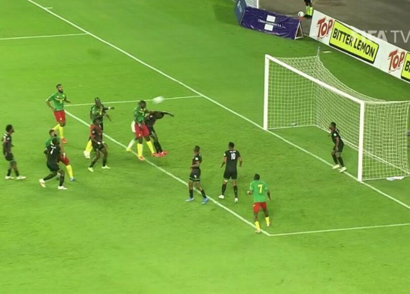 E Yk5X9WEAMJ4a6 - Onze d'Afrik - L'actualité du football