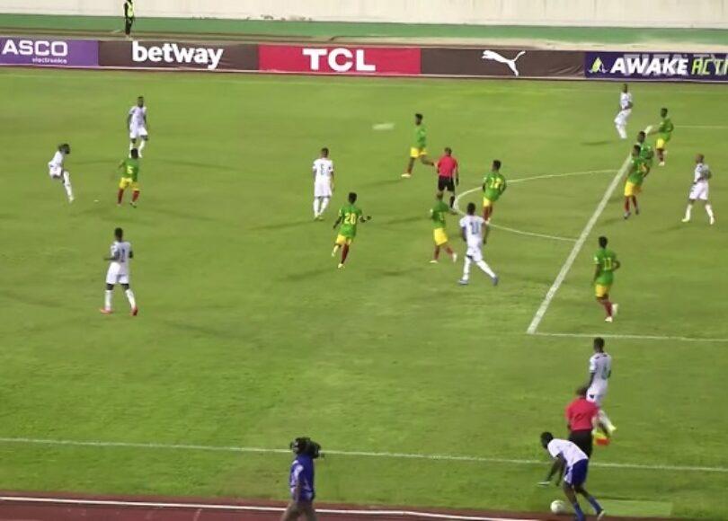 E YoU7ZWEAIei0w - Onze d'Afrik - L'actualité du football
