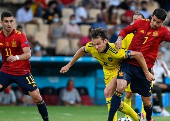 Espagne Suede 1047710 - Onze d'Afrik - L'actualité du football