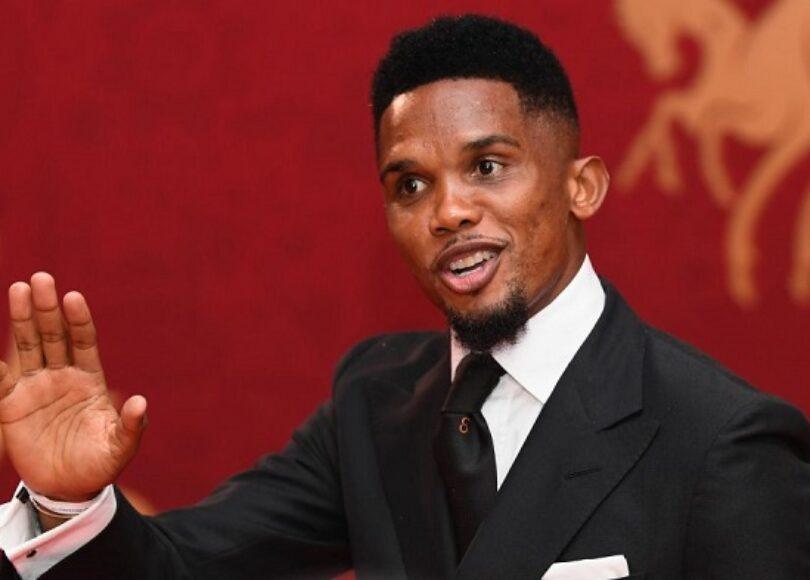 Etoo Vizir - Onze d'Afrik - L'actualité du football