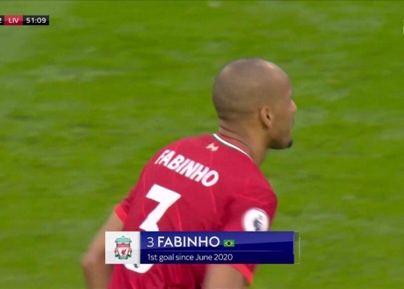 Fabinho Liverpool - Onze d'Afrik - L'actualité du football