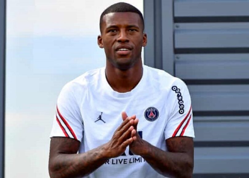 Georginio Wijnaldum PSG - Onze d'Afrik - L'actualité du football