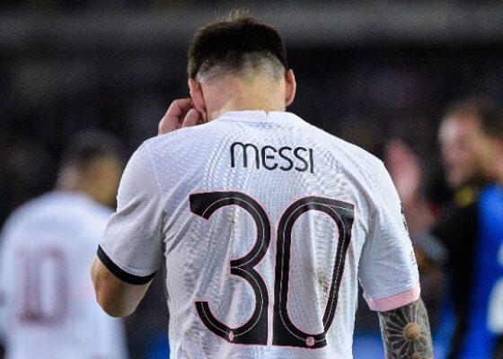 Lionel Messi 18 - Onze d'Afrik - L'actualité du football