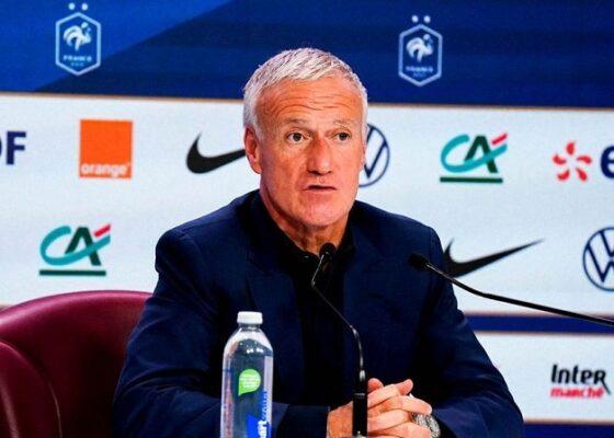 Liste des 23 Bleus Didier Deschamps convoque 4 nouveaux et ecarte Olivier Giroud - Onze d'Afrik - L'actualité du football