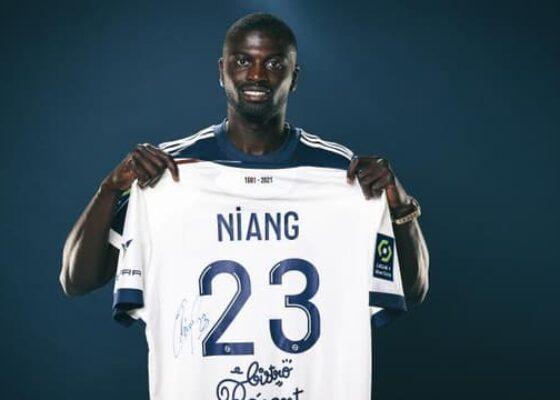 Mbaye Niang a Bordeaux 1134347 - Onze d'Afrik - L'actualité du football