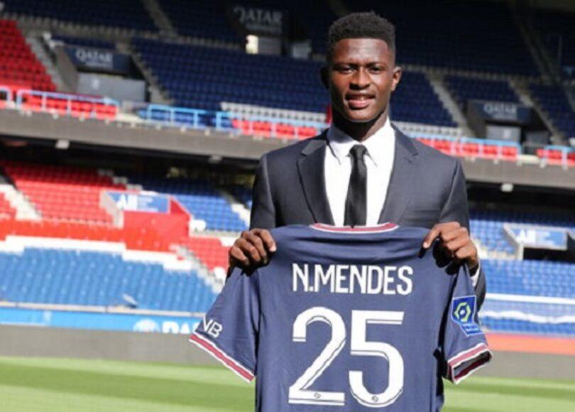 Nuno Mendes - Onze d'Afrik - L'actualité du football