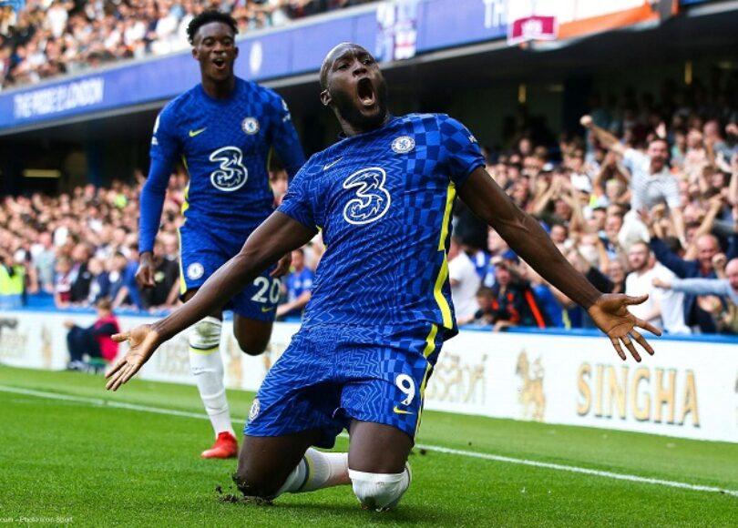 Romelu Lukaku Chelsea Aston Villa - Onze d'Afrik - L'actualité du football