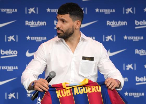 Sergio Aguero - Onze d'Afrik - L'actualité du football