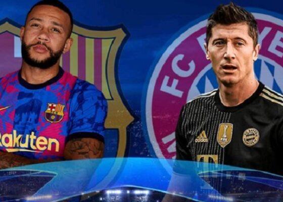 ligue des champions fc barcelone bayern 614070fa6ab03 - Onze d'Afrik - L'actualité du football