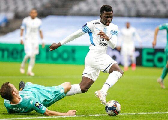 om bamba dieng signe a marseille son agent se fache icon d1r3803 314505 - Onze d'Afrik - L'actualité du football
