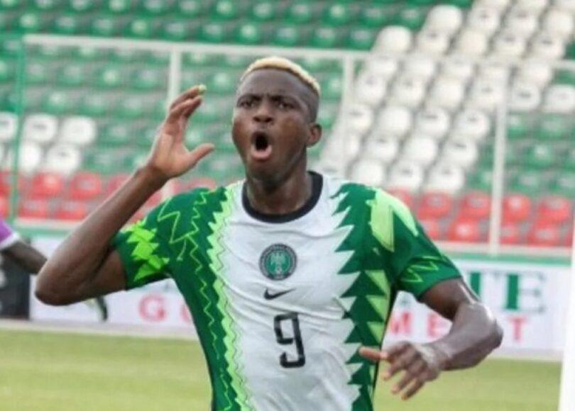 victor.osimhen - Onze d'Afrik - L'actualité du football
