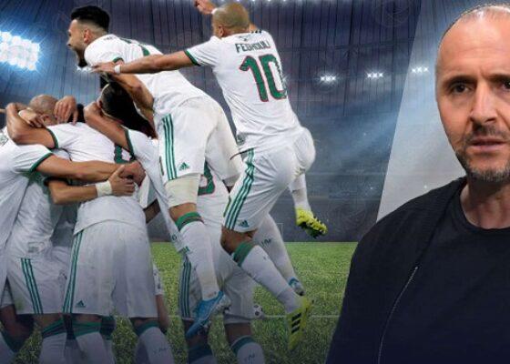 Algerie - Onze d'Afrik - L'actualité du football
