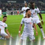 Bensebaini - Onze d'Afrik - L'actualité du football