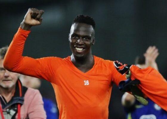 Edouard Mendy 3 - Onze d'Afrik - L'actualité du football
