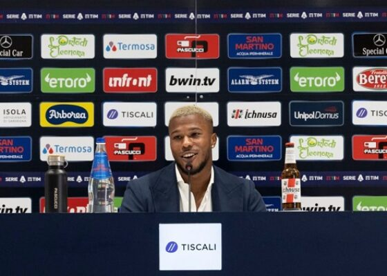Keita Balde Diao - Onze d'Afrik - L'actualité du football