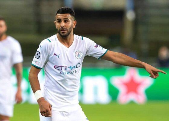 Riyad Mahrez 2 - Onze d'Afrik - L'actualité du football