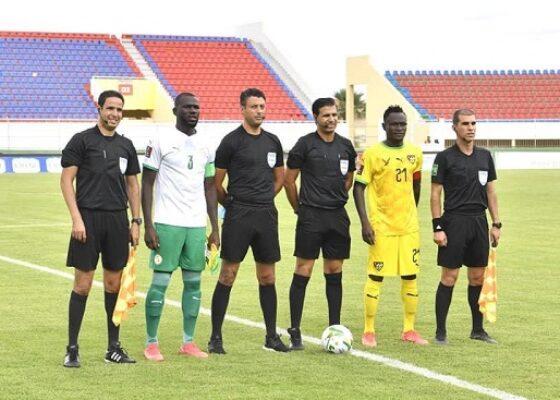 senegal togo - Onze d'Afrik - L'actualité du football